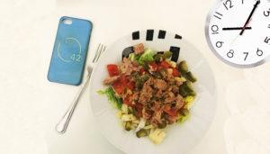 cuantas comidas al día hay que hacer para adelgazar