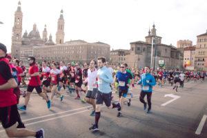correr una media maraton
