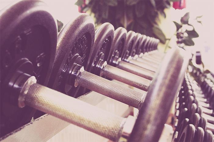 primeros pasos en el gimnasio