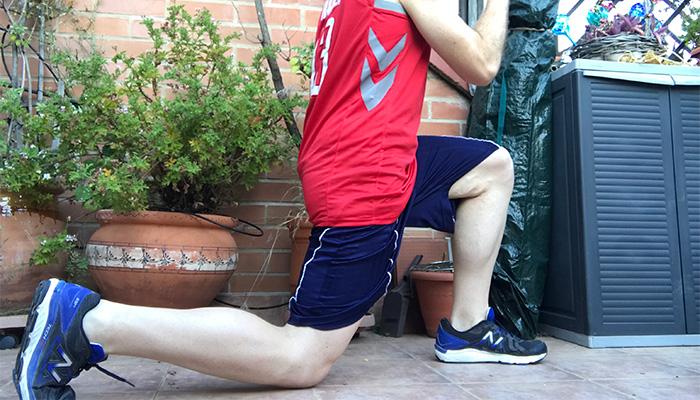 Entrenar tus piernas