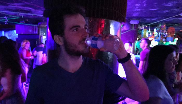 el alcohol es malo