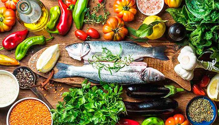 dieta perder grasa y aumentar musculo
