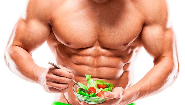 dieta para perder grasa y masa muscular