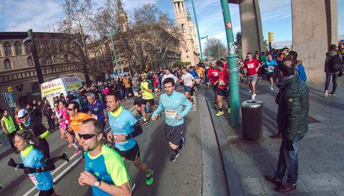 Entrenamiento para la maratón de Valencia
