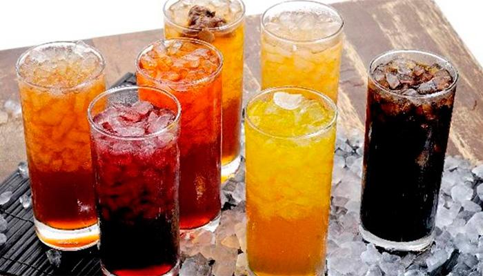 refrescos con azúcar