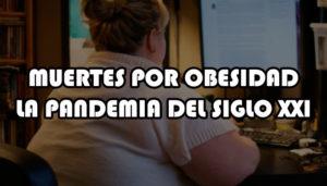 muertes por obesidad