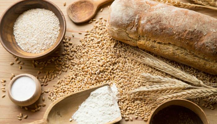 Harinas de trigo