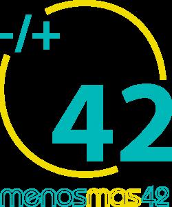 logo transparente -/+ 42